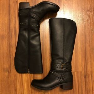 Ugg Genuine Leather Tall Boots